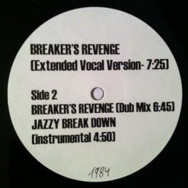 Arthur Baker - Breaker's Revenge