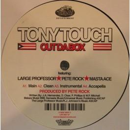 Tony Touch - Out Da Box / Capicu