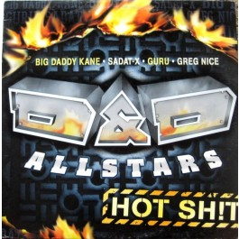 D&D All-Stars - Hot Shit