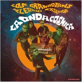 Los Granadians Del Espacio Exterior - La Onda Cósmica