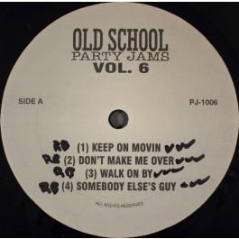 Various - Old School Party Jams Vol. 6