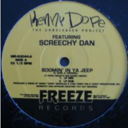 "Kenny ""Dope"" Gonzalez - The Unreleased Project - Boomin' In Ya Jeep"