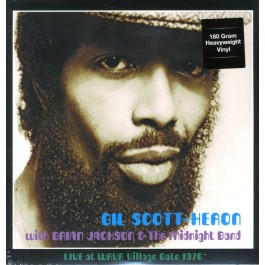Gil Scott-Heron & Brian Jackson - Live at WRVR Village Gate, NYC 1976