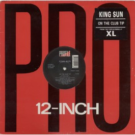 King Sun - On The Club Tip