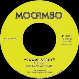 Jim Watson / Mocambo Allstars – The Prophet / Swamp Strut