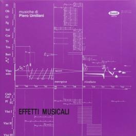 Piero Umiliani - Effetti Musicali