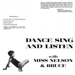 Miss Nelson & Bruce - Dance Sing And Listen