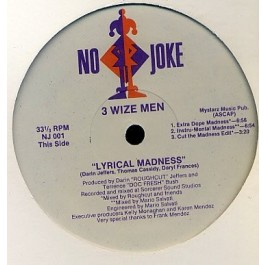 3 Wize Men - Explicit Lyrics / Lyrical Madness