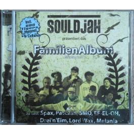 Souldjah - Familien Album Mixtape N*2