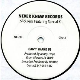 Slick Rick - Can't Shake Us / No Body Loves Me
