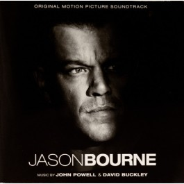 John Powell - Jason Bourne: Original Motion Picture Soundtrack