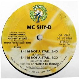 MC Shy D - I'm Not A Star