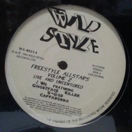 Various - Freestyle Allstars - Volume 2