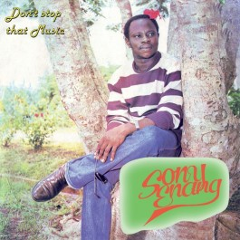 Sony Enang - Don't Stop That Music