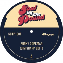 Jim Sharp - Soul By The Pound