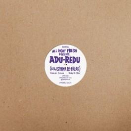 DJ Spinna - Adu-Redu (A DJ Spina Refreak)