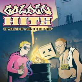 Various - Golden Hits - 10 Years Of Munich Hip Hop