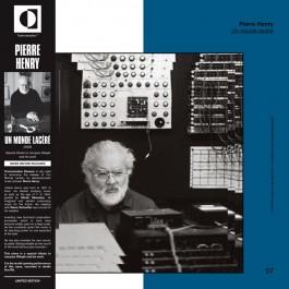 Pierre Henry  - Un Monde Lacéré