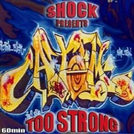 Too Strong - Best of Too Strong Mix CD