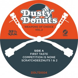 Dusty Donuts - Weapons Of Choice
