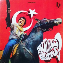 Various - Bosporus Bridges 3 - A Wide Selection Of Turkish Funk And Jazz