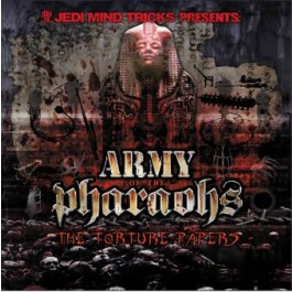 Army Of The Pharaohs - The Torture Papers (Red Vinyl)