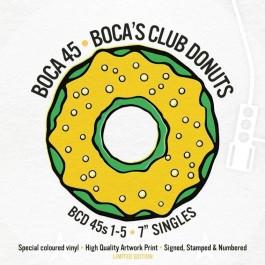 Boca 45 - Boca's Club Donuts