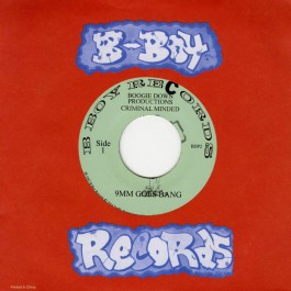 Boogie Bown Productions  - 9mm Goes Bang / Word From Our Sponsor
