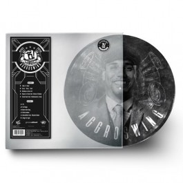 B-Tight - Aggroswing (Ltd. Picturedisc / Signiert)