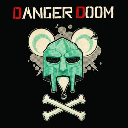 Dangerdoom  - The Mouse & The Mask Official Metalface Version