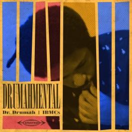 Dr.Drumah - Drumahmental Colored Vinyl
