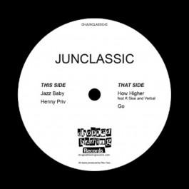Junclassic - Better Than Fiction EP Chopped Herring