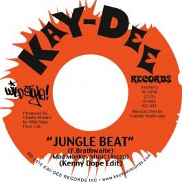 Kenny Dope - Wildstyle Breakbeats: B-Boy Beat / Jungle Beat
