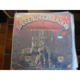 BassMaster Kahn & the elements of noise - Bassenthrobulation