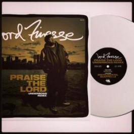 Lord Finesse - Praise The Lord Underboss Remix White Vinyl Editi