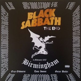 Black Sabbath - The End (4 February 2017 - Birmingham)