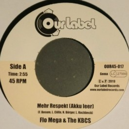 Flomega & The KBCS - Mehr Respekt (Akku leer)