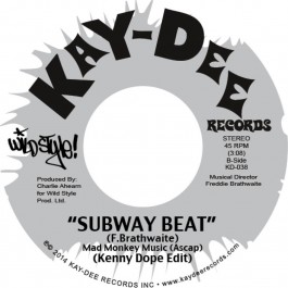 Fab 5 Freddy - Down By Law / Subway Beat