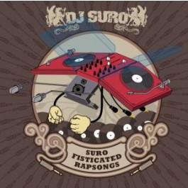 DJ Suro (Dendemann DJ)- Suro Fisticated Rapsongs