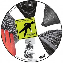 Y Society (Insight & Damu The Fudgemunk) - Travel At Your Own Pace Instrumentals Picture Disc