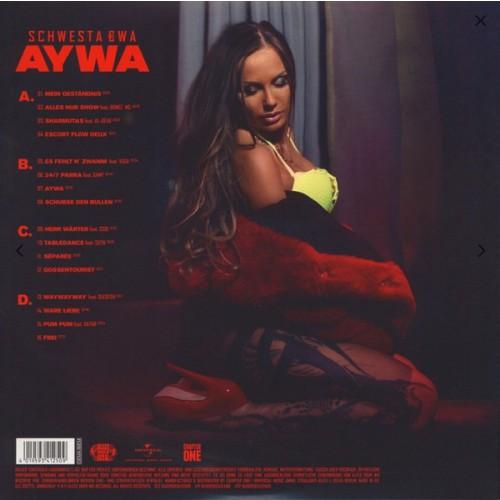 Schwesta Ewa Aywa Vinylism