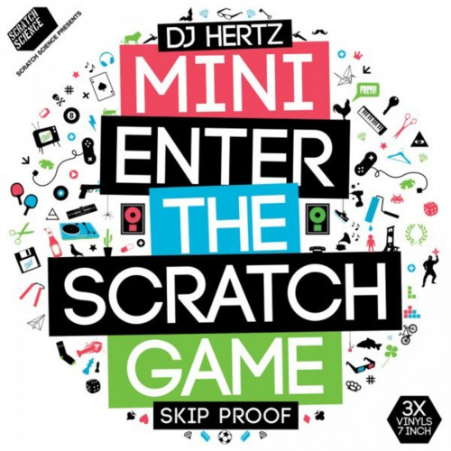 DJ Hertz - Mini Enter The Scratch Game - Instrumentals & DJ Tools