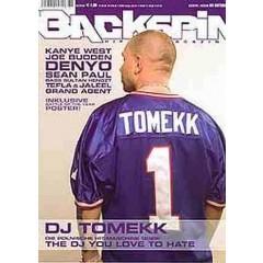Backspin #69 - Oktober 2005