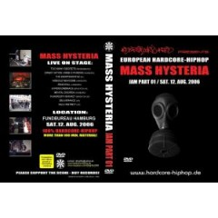 Mass Hysteria Jam Part1 2006 Live DVD