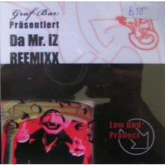 Graf Bar - Da Mr. Iz Reemixx CD