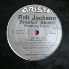 Rob Jackson - Breakin' Sketti