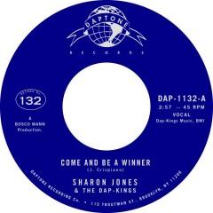 Sharon Jones & The Dap-Kings - Come & Be A Winner