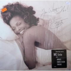 Janet Jackson - You Want This