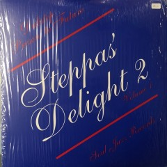 Various - Steppas' Delight 2 Volume 1