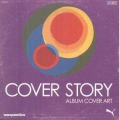 Waxpoetics - Cover Story: Album Cover Art